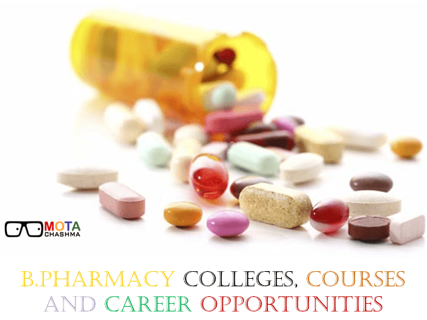 pharmacy colleges courses and career