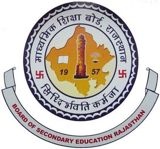 rajasthan board 10 and 12 class time table