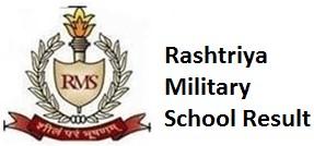 rashtriya military school result