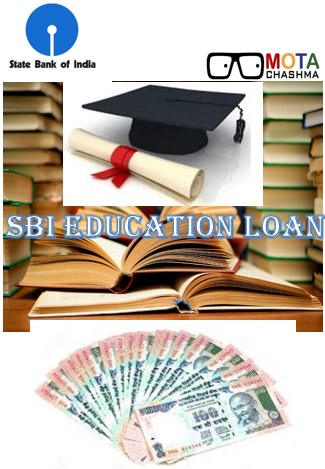 sbi education loan