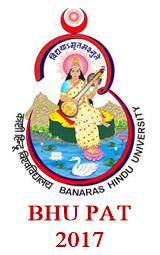 BHU PAT logo