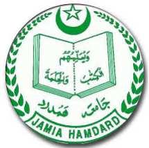 Jamia Hamdard MBA Admission
