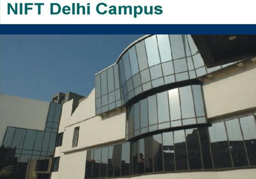Nift Delhi Admission 2018 Application Fee Seats