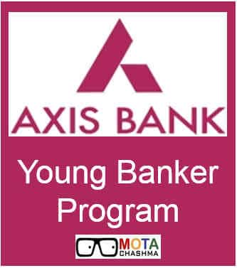 Axis Bank Young Banker Program