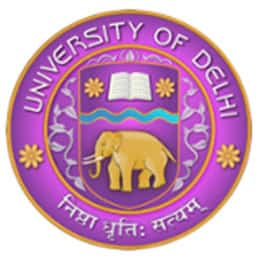 DU Internship under Vice Chancellor 2016