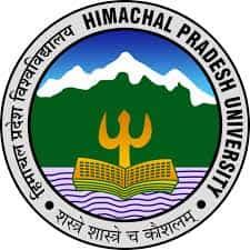 Himachal Pradesh University Admissions