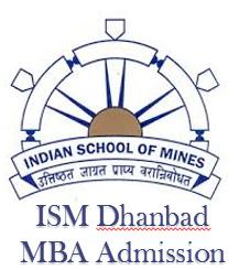 ISM Dhanbad MBA Admission