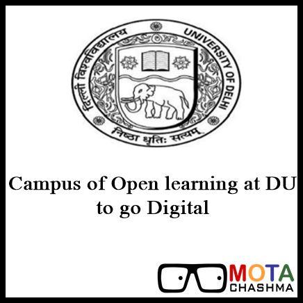 COL, Delhi University