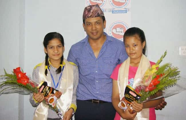 world handwriting contest 2014 winner a nepali girl scripts her way to success