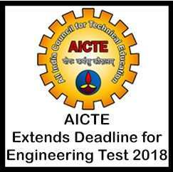 AICTE extends application deadline for Distance engineering exam