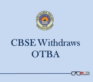 otba withdrawn by cbse