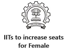 iits to increase female quota