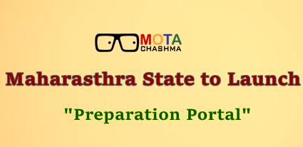 maharashtra state to launch preparation portal