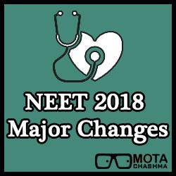 neet 2018 new changes