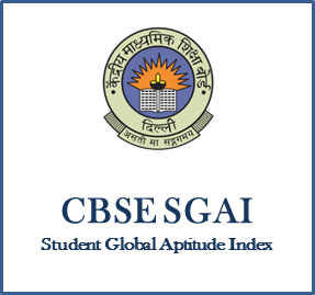 SGAI CBSE -Student Global Aptitude Index- 5th Edition goes online. SGAI will be held from December 8- December 20, 2014