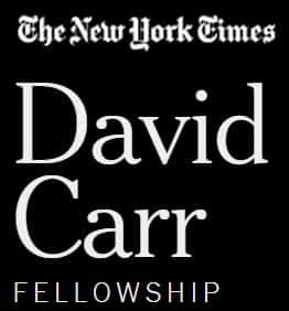 The New York Times David Carr Fellowship