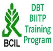 DBT BIITP 2017