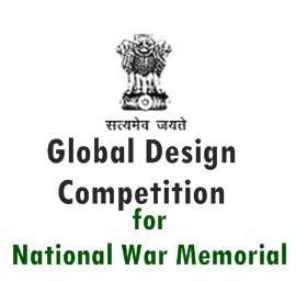 global design competition for Ntional war memorials