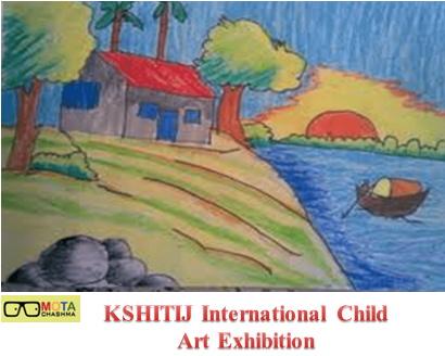 KSHITIJ Child Art Exhibition