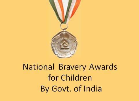 National Bravery Award for Children