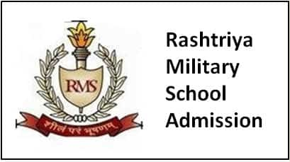 rashtriya military school admission