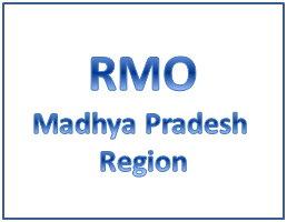 RMO 2016- Madhya Pradesh Region