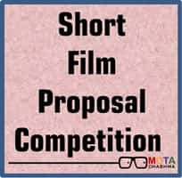 Short Film Proposal Competition 2015