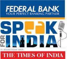 Speak for India 2017