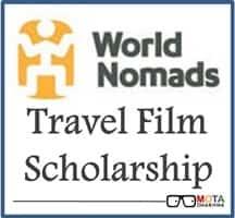 World Nomads Travel Film Scholarship 2015