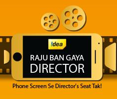 Raju Ban Gaya Director- Short Film Contest