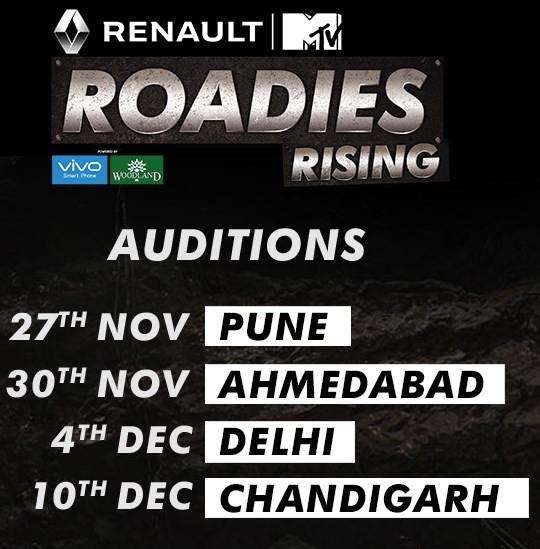 MTV Roadies X5 Auditions