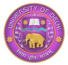 DU Entrance Exam Admit Card 2017