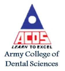 ACDS Eligibility Criteria