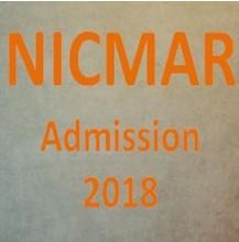 NICMAR Admission 2018