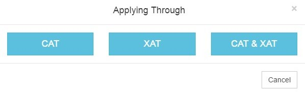 LIBA Application based on CAT or XAT