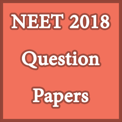 NEET 2018 Question Paper Available - Download PDF (All Code)
