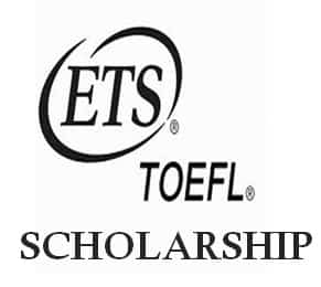 TOEFL scholarship for Indian Students
