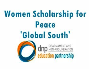 women scholarship for peace south global