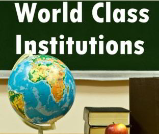 students may have to pay more for world class institutions